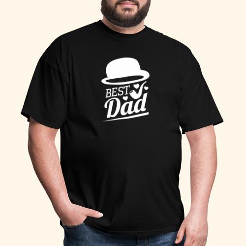 BEST DAD - Men's T-Shirt