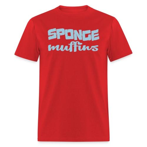 sponge - Men's T-Shirt