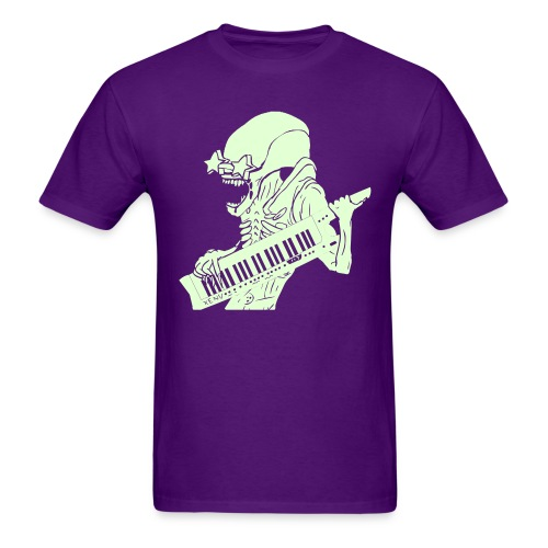 xenu shirt - Men's T-Shirt
