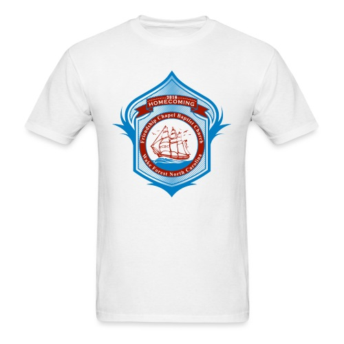 ship art_Homecoming_T3B - Men's T-Shirt