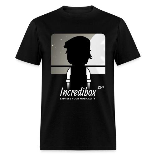 visu-whytheworld - Men's T-Shirt