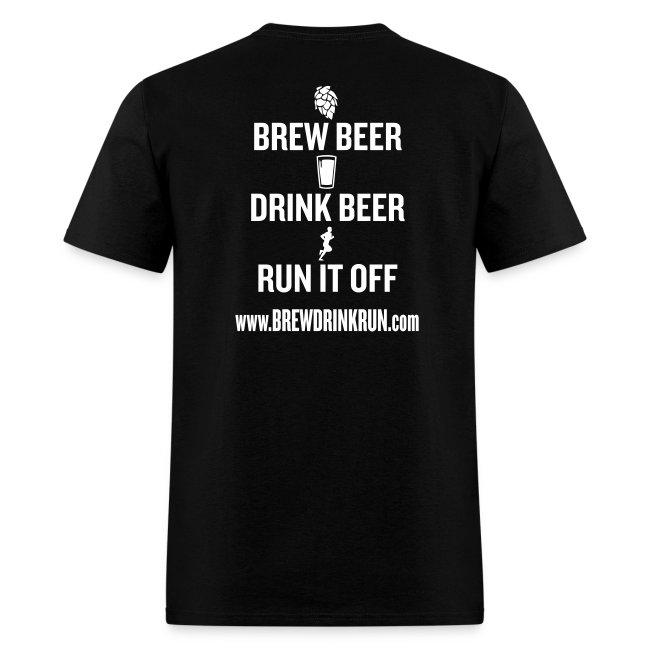 Brew Drink Run Logo