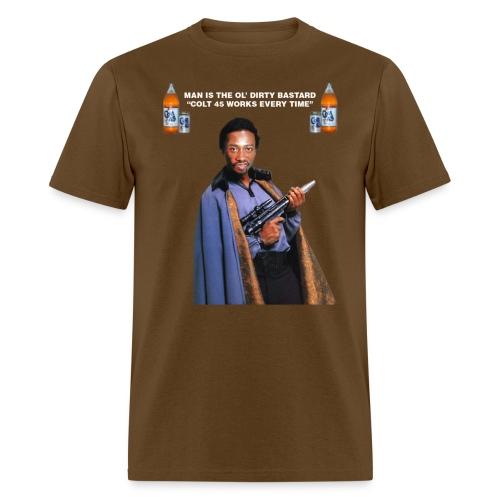 MANISTHEODB45 png - Men's T-Shirt