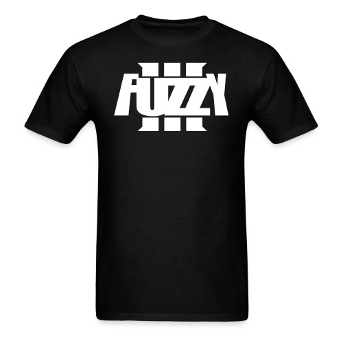 fuzzy arma3 logo white png - Men's T-Shirt