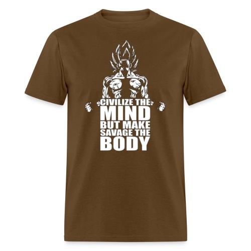 Dbz C Shirt - Men's T-Shirt