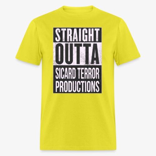 Strait Out Of Sicard Terror Productions - Men's T-Shirt