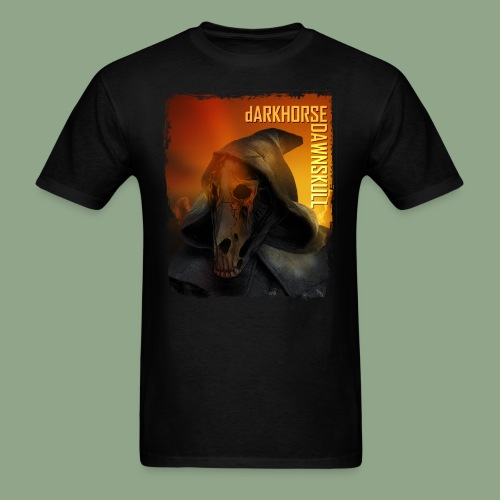 dARKHORSE DAWNSKULL Shirt - Men's T-Shirt