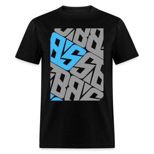 BS Colonne copie png - Men's T-Shirt