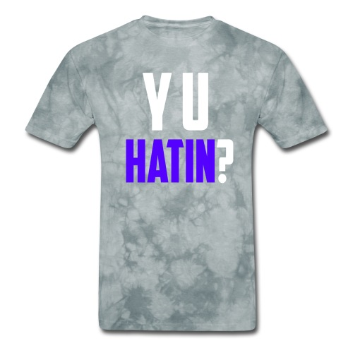 Y U HATIN for COLOR TEE S - Men's T-Shirt