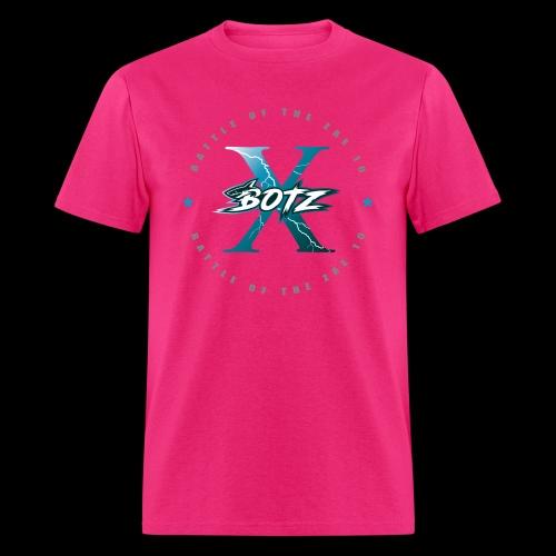 BOTZ X Circle Logo - Men's T-Shirt