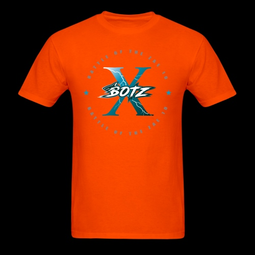 BOTZ X Circle Logo - Men's T-Shirt