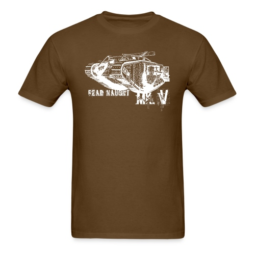 Mk V t shirt png - Men's T-Shirt