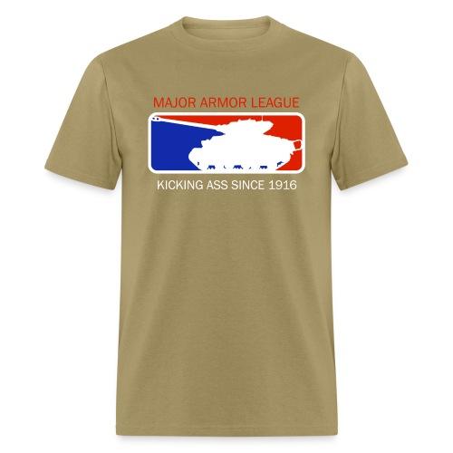MAL Logo png - Men's T-Shirt