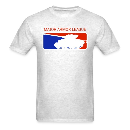 MAL Logo png - Men's T-Shirt
