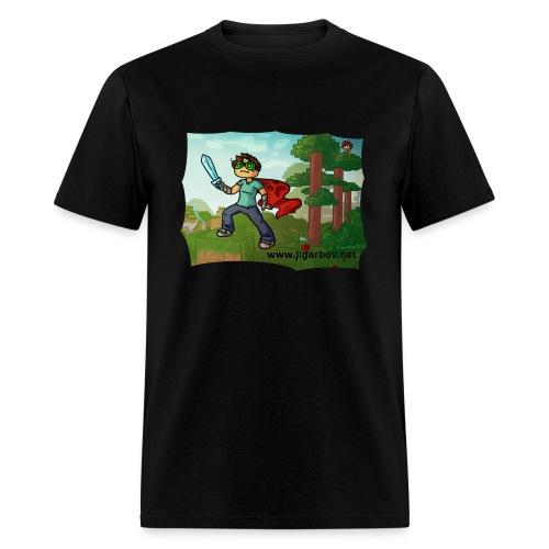 Jigarbov Adventure - Men's T-Shirt