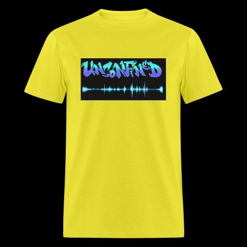 unconfined design1 - Men's T-Shirt