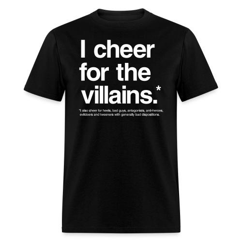 Villains AI - Men's T-Shirt