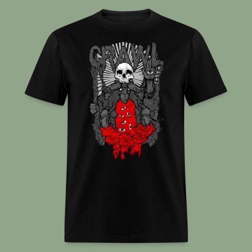 Crawl - Nigredo (shirt) - Men's T-Shirt