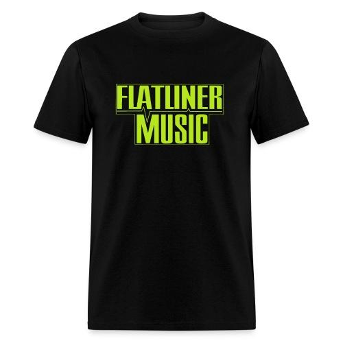 FlatlinerMusicIMbalanced - Men's T-Shirt