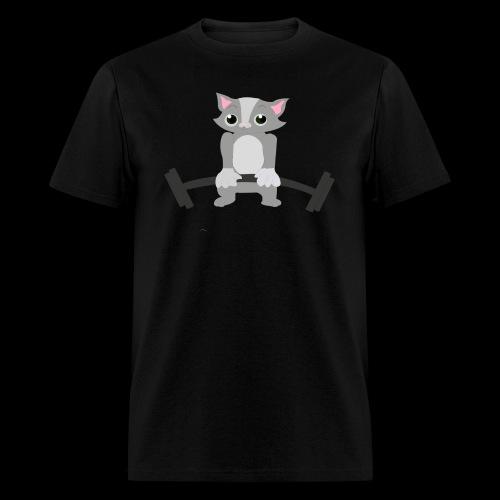 Muscle Cat - Men's T-Shirt