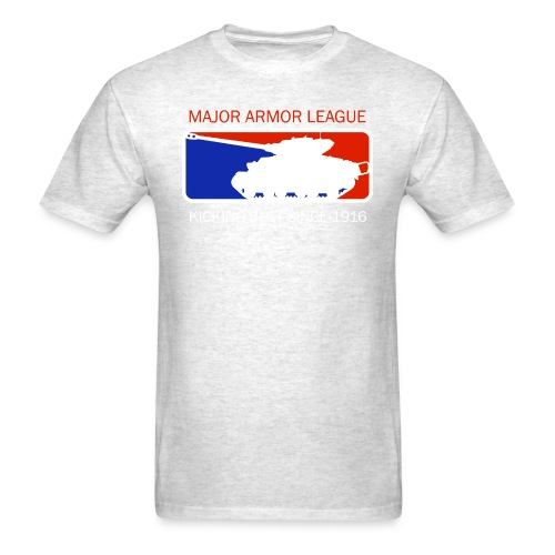 MAL PG Logo png - Men's T-Shirt