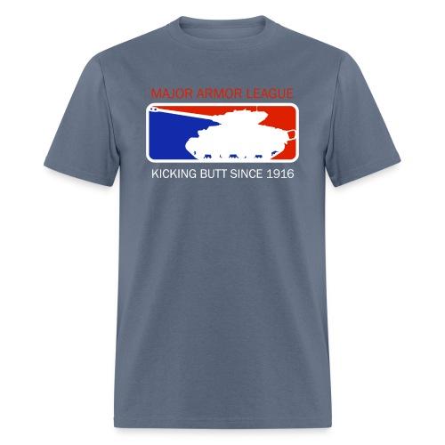 MAL PG Logo png - Men's T-Shirt