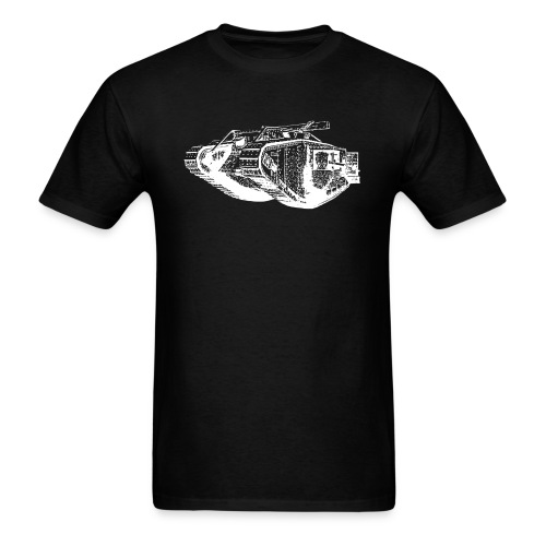 MarkV tank png - Men's T-Shirt