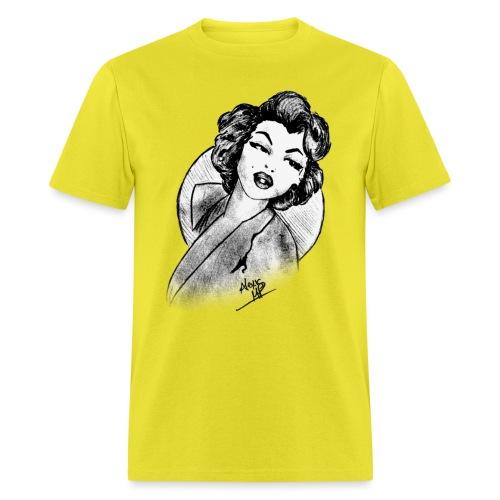 Monroe png - Men's T-Shirt