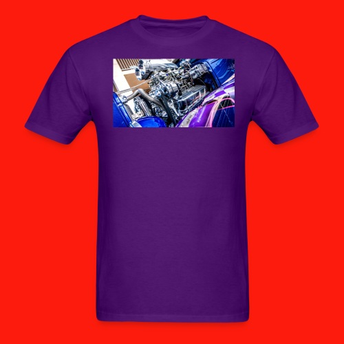 engine2 - Men's T-Shirt