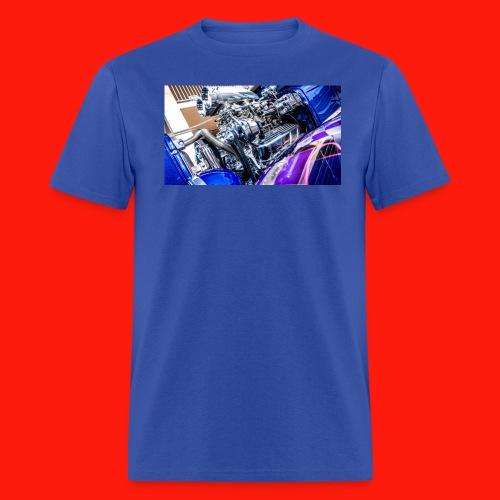 engine2 - Men's T-Shirt