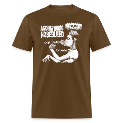 pcptorpedo png - Men's T-Shirt