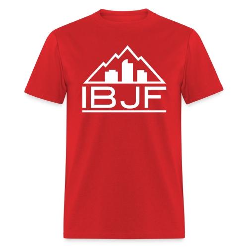 ibjfsqsmall - Men's T-Shirt