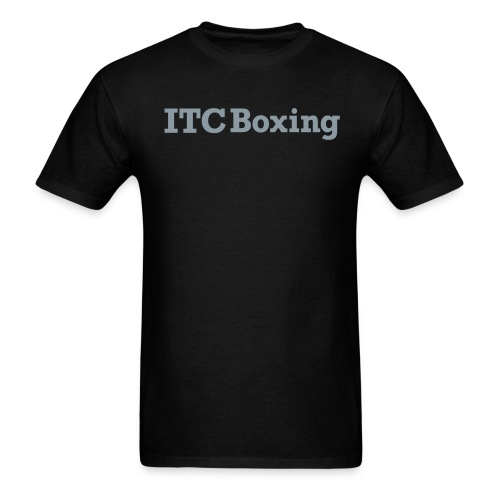 itcboxingwhite - Men's T-Shirt
