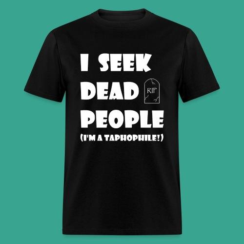 Taphophile - Men's T-Shirt