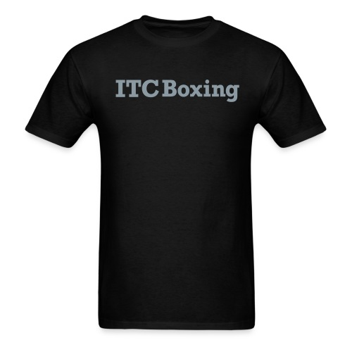 itcboxingwhite - Men's T-Shirt