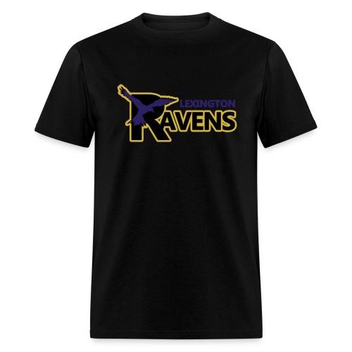 Lexington Ravens 2 - Men's T-Shirt