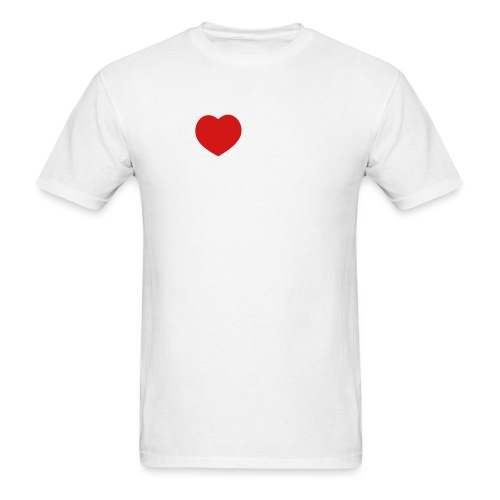 I Love my Siberian Husky - Men's T-Shirt
