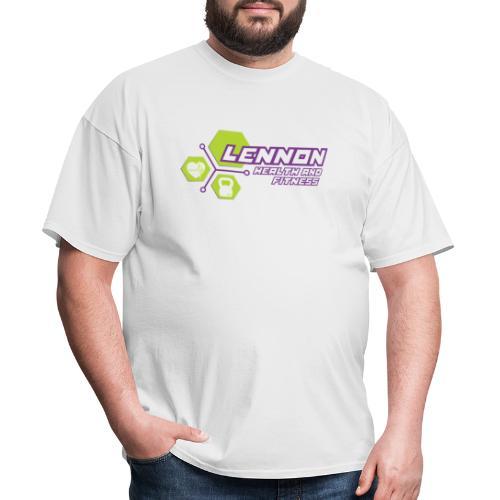 Lennon Health n Fitness Signature range - Men's T-Shirt
