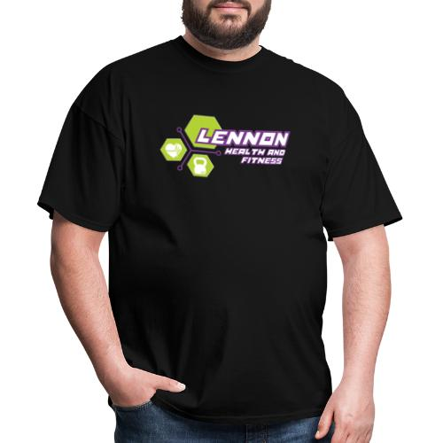 Lennon Health n Fitness Signature range - Men's T-Shirt