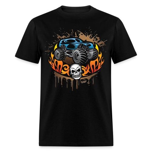 Monster Truck Shirt - Men's T-Shirt