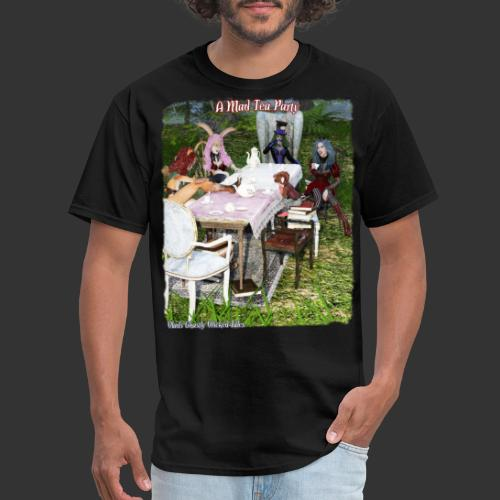 Alicia Abyss Mad Tea Party - Men's T-Shirt