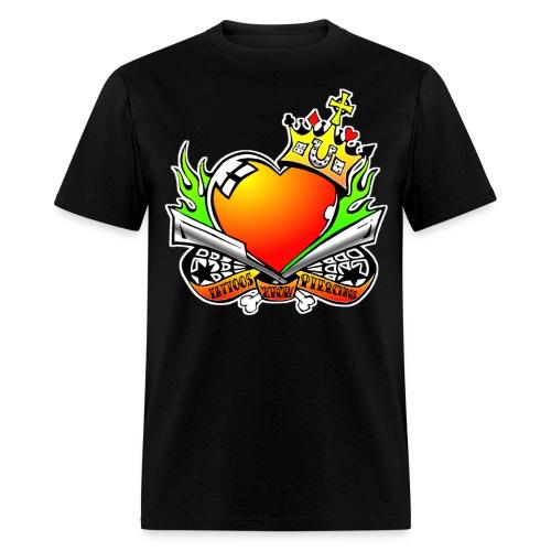 2toncrownheart - Men's T-Shirt