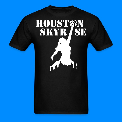 Houston Skyrise 2018 - Men's T-Shirt