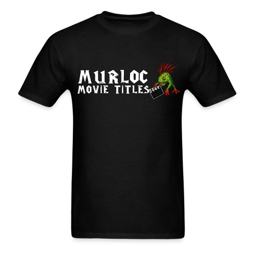 Murloc Movie Titles - Men's T-Shirt