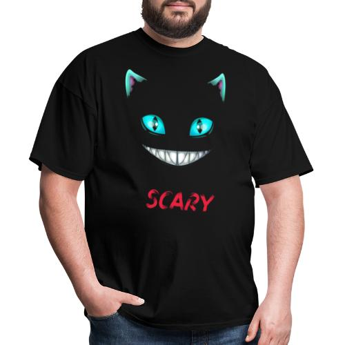 Halloween Black Cat Tees - Men's T-Shirt