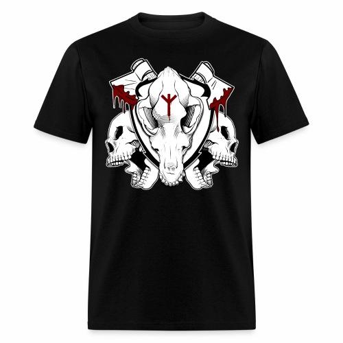 BloodAndSkulls - Men's T-Shirt
