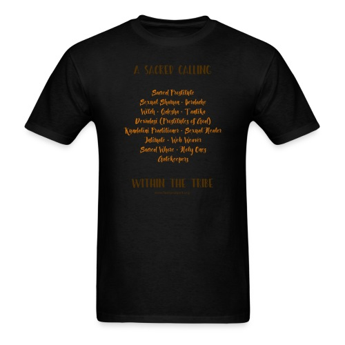 Sacred Calling T-Shirt - Men's T-Shirt