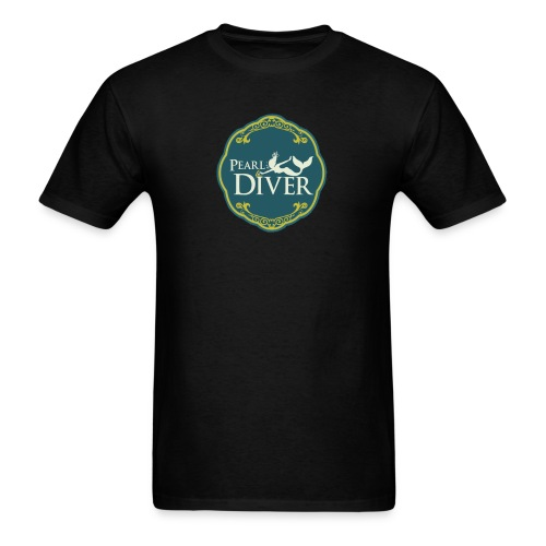 Pearl Diver Swag - Men's T-Shirt
