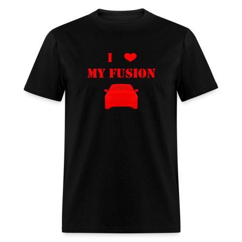 I love my fusion 2016 - Men's T-Shirt