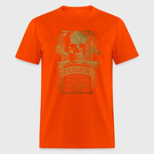 Laudanum Goth Steampunk Medical Doctor - Men's T-Shirt